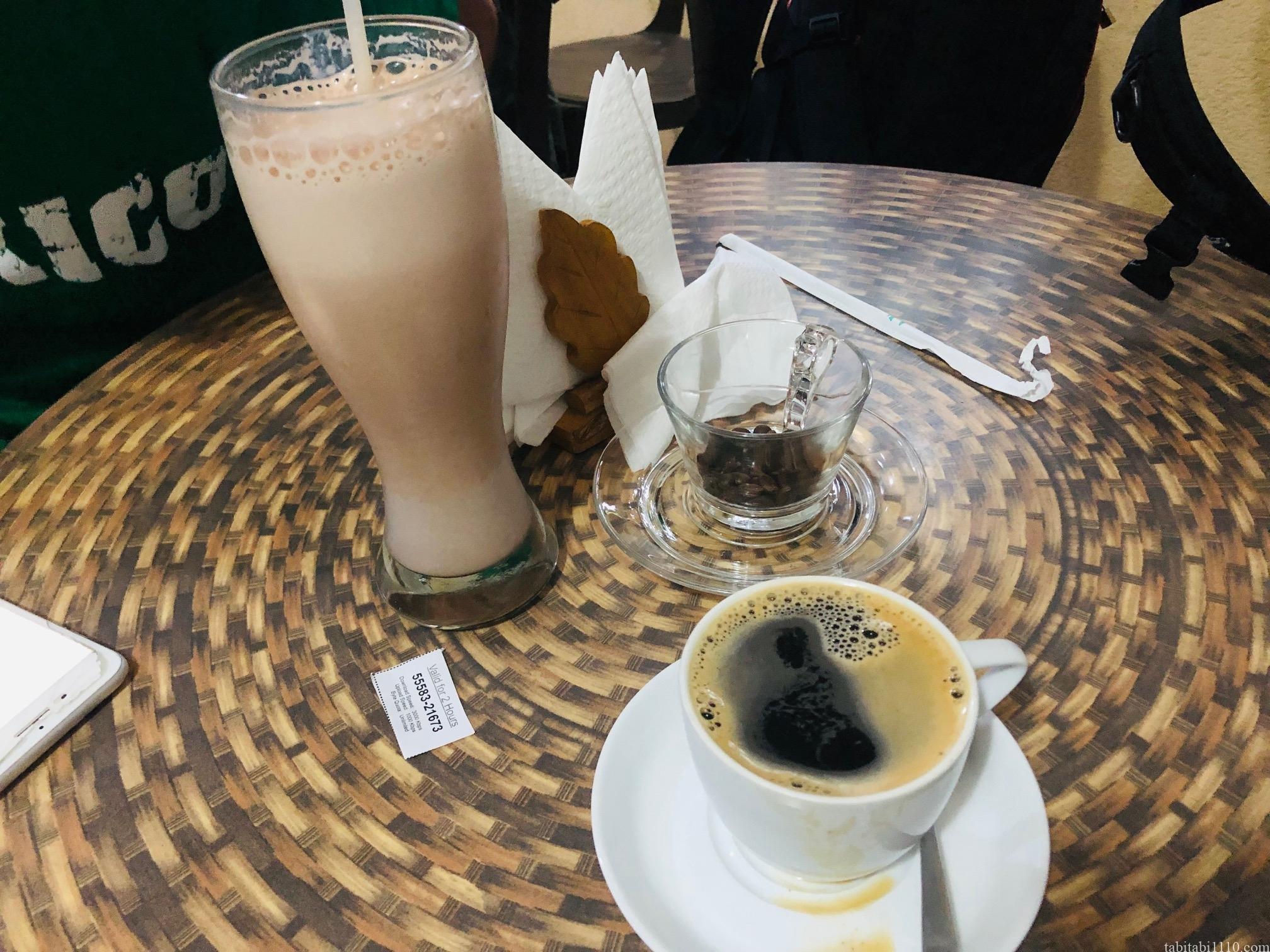 パレンケ|朝ご飯