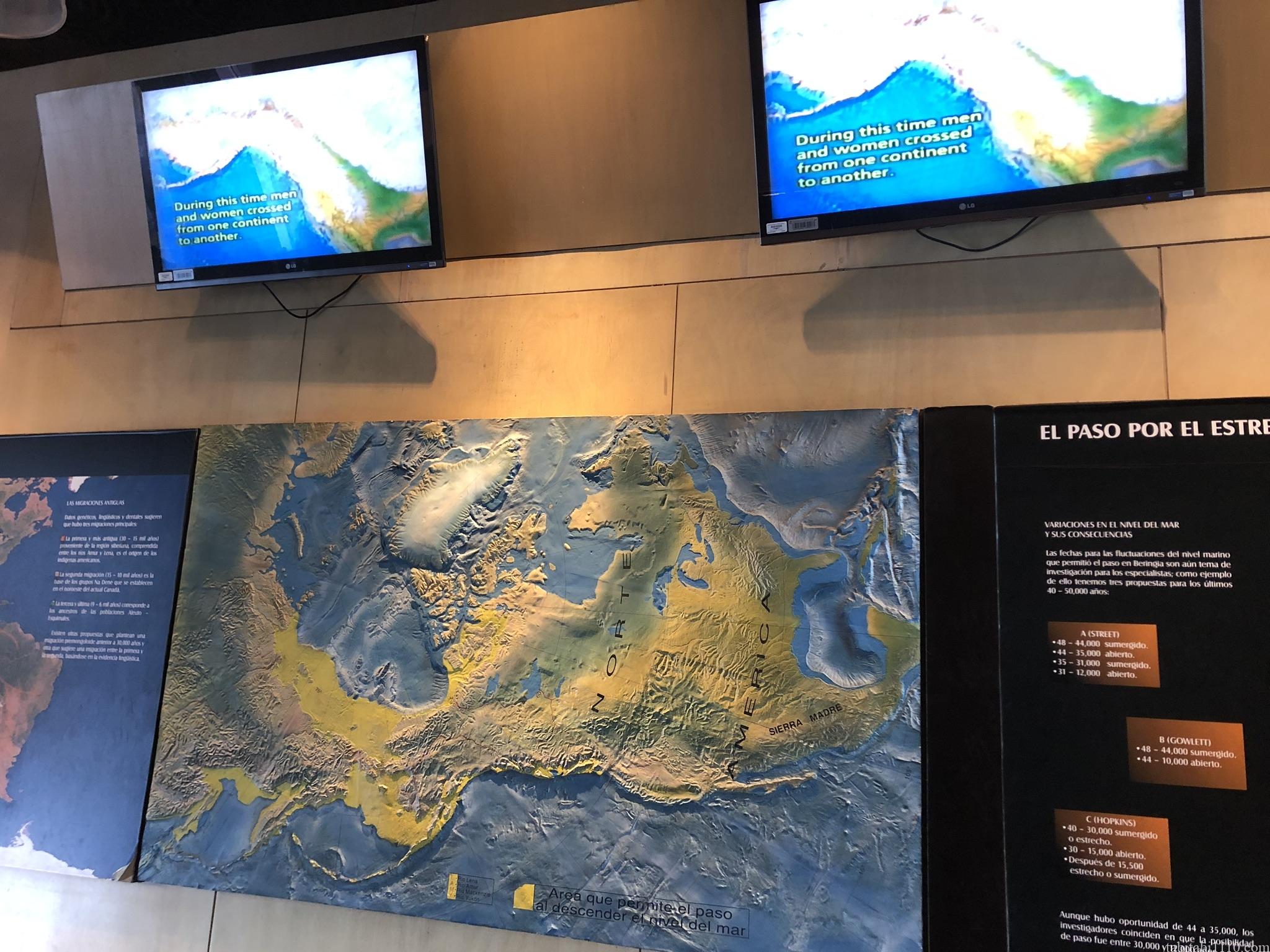 国立人類学博物館|地球の変化