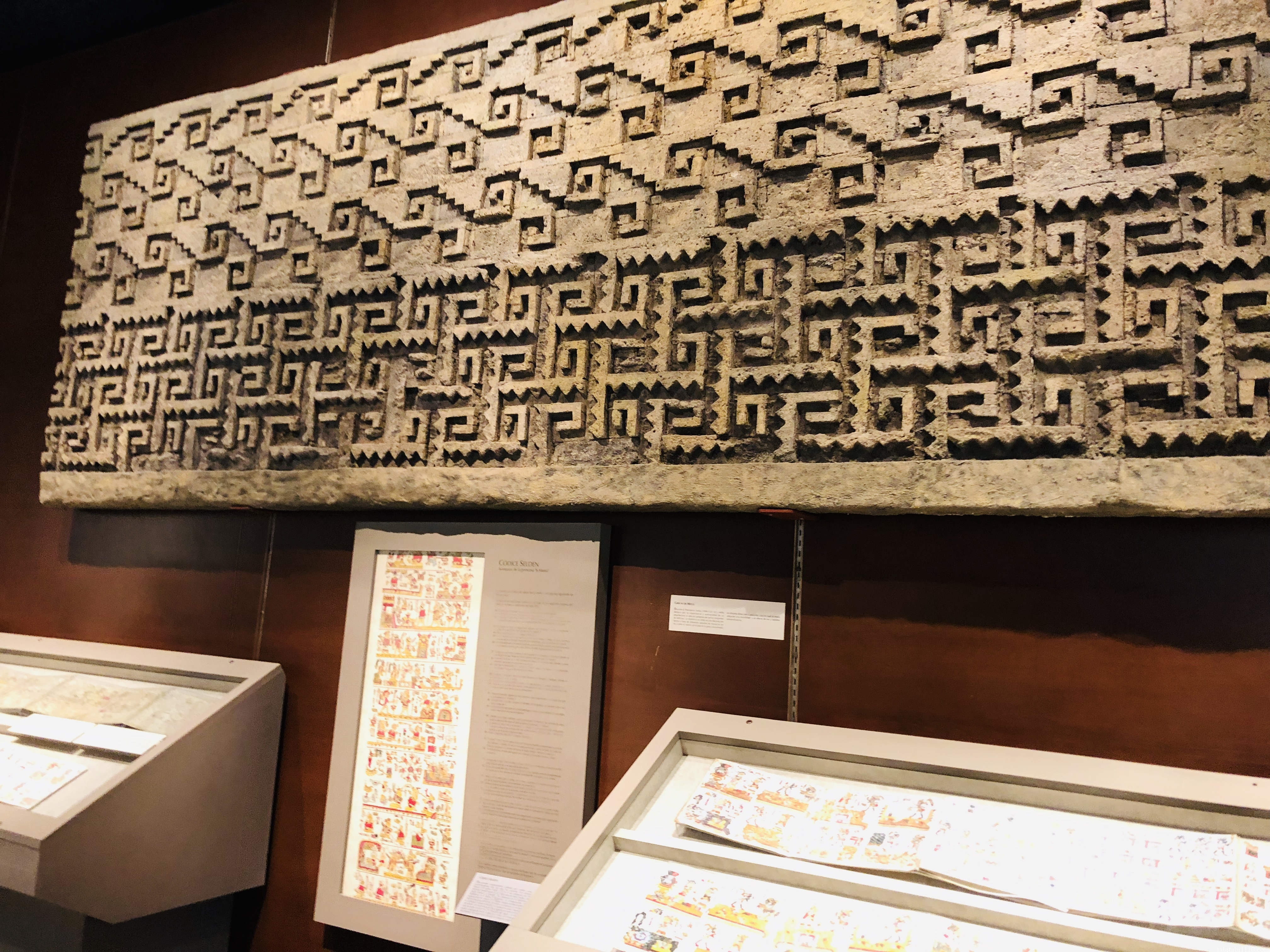 国立人類学博物館|ミトラ遺跡