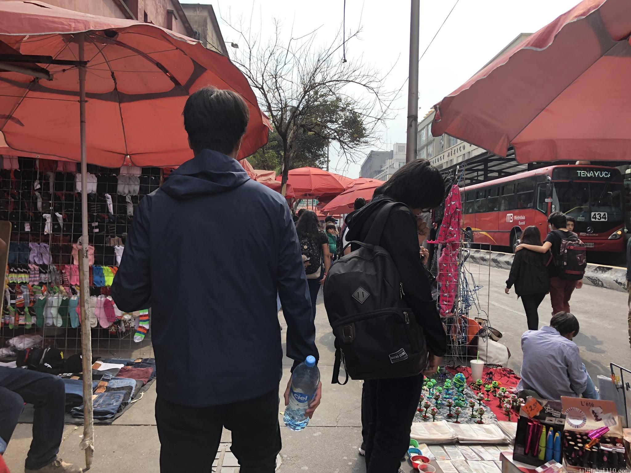 メキシコシティ|市場