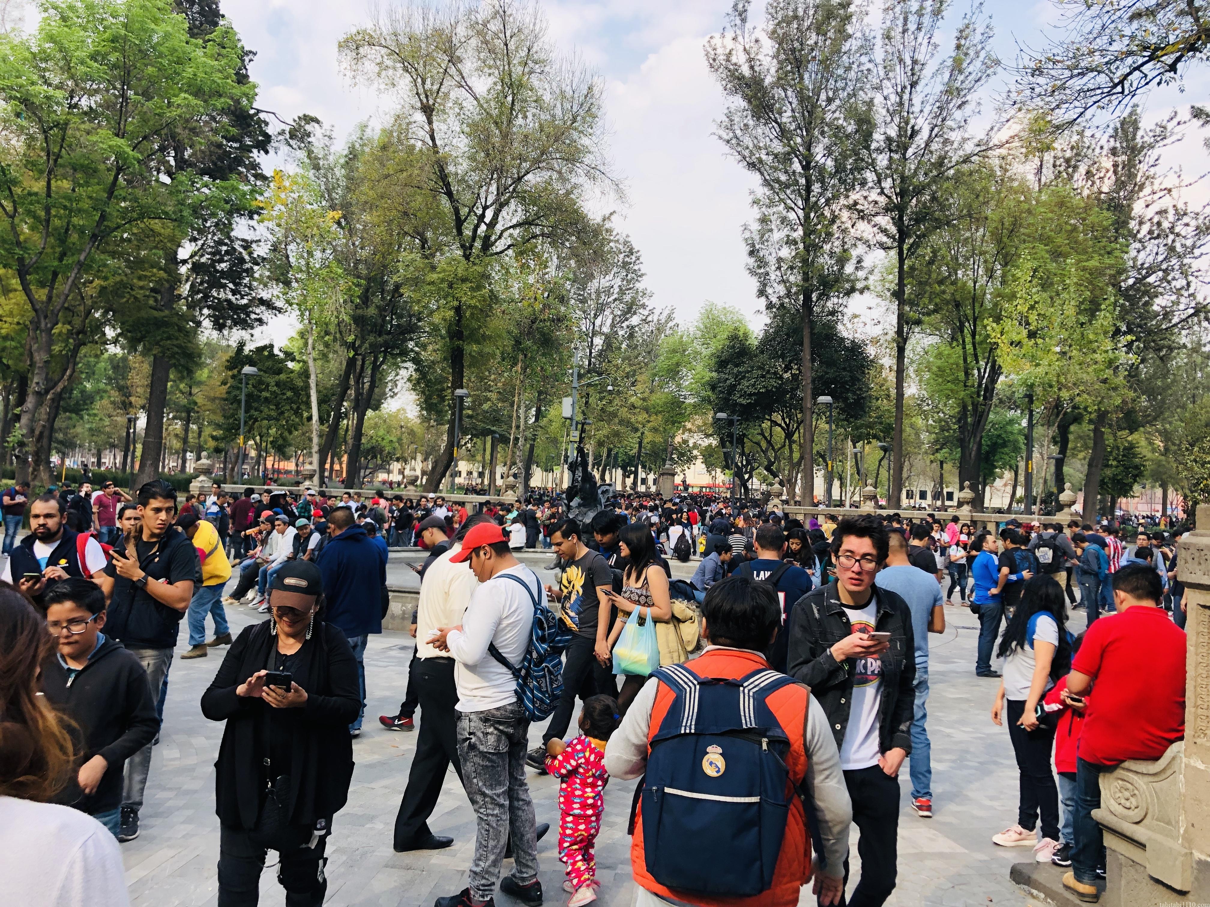 メキシコシティ|ポケモンGO