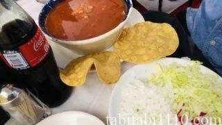 セントロコヨアカン|スープ