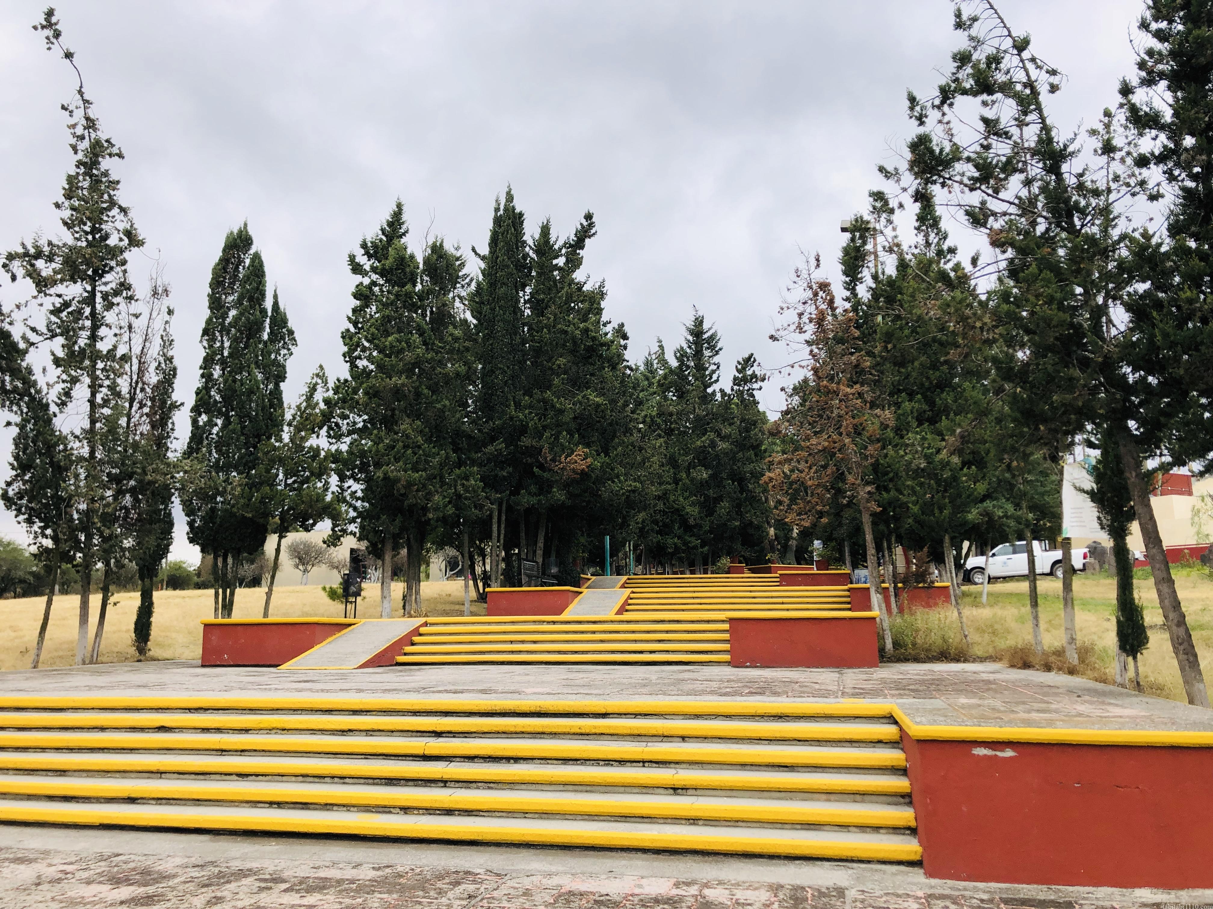 トゥーラ遺跡|入口