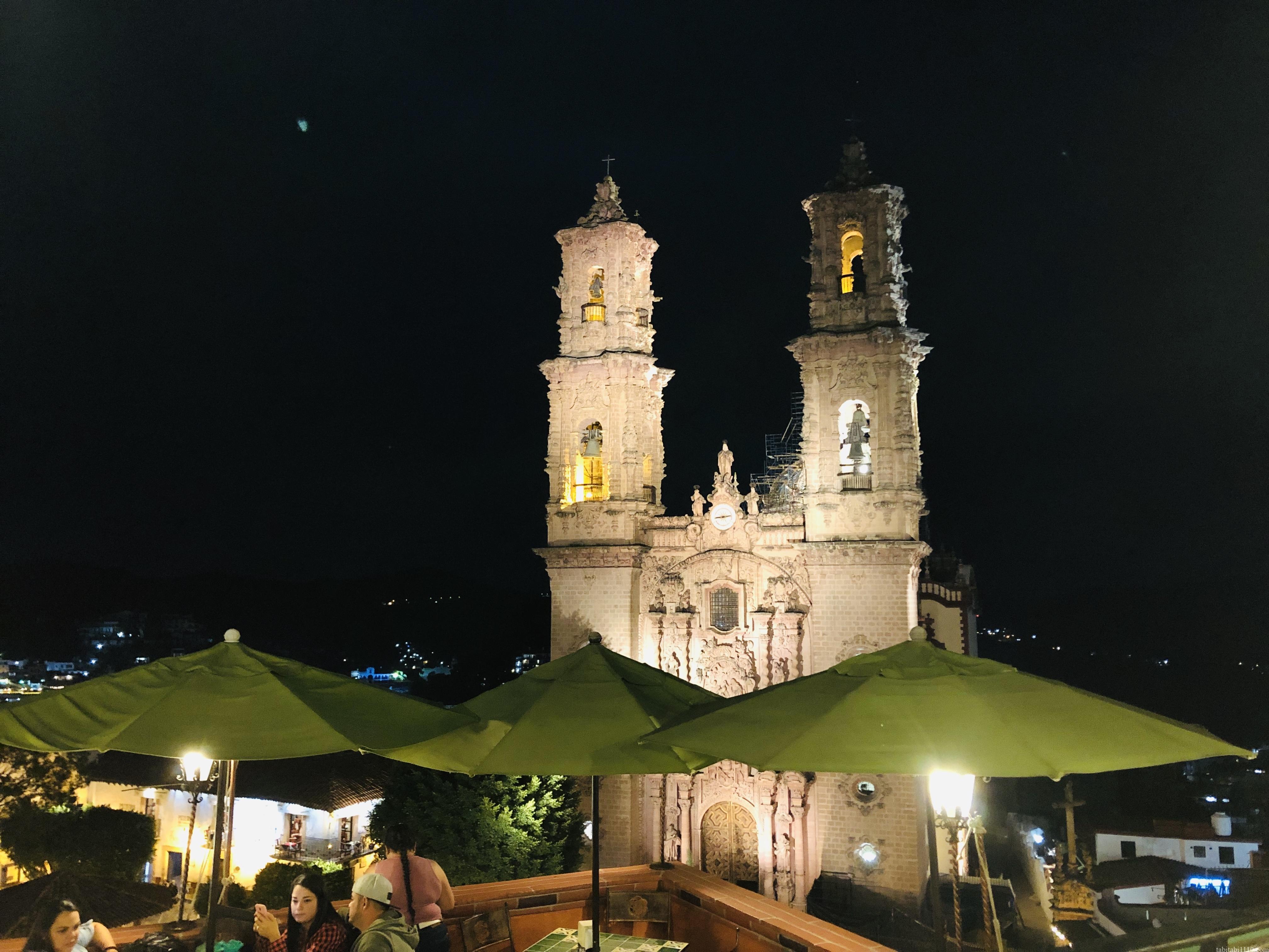 タスコ|教会