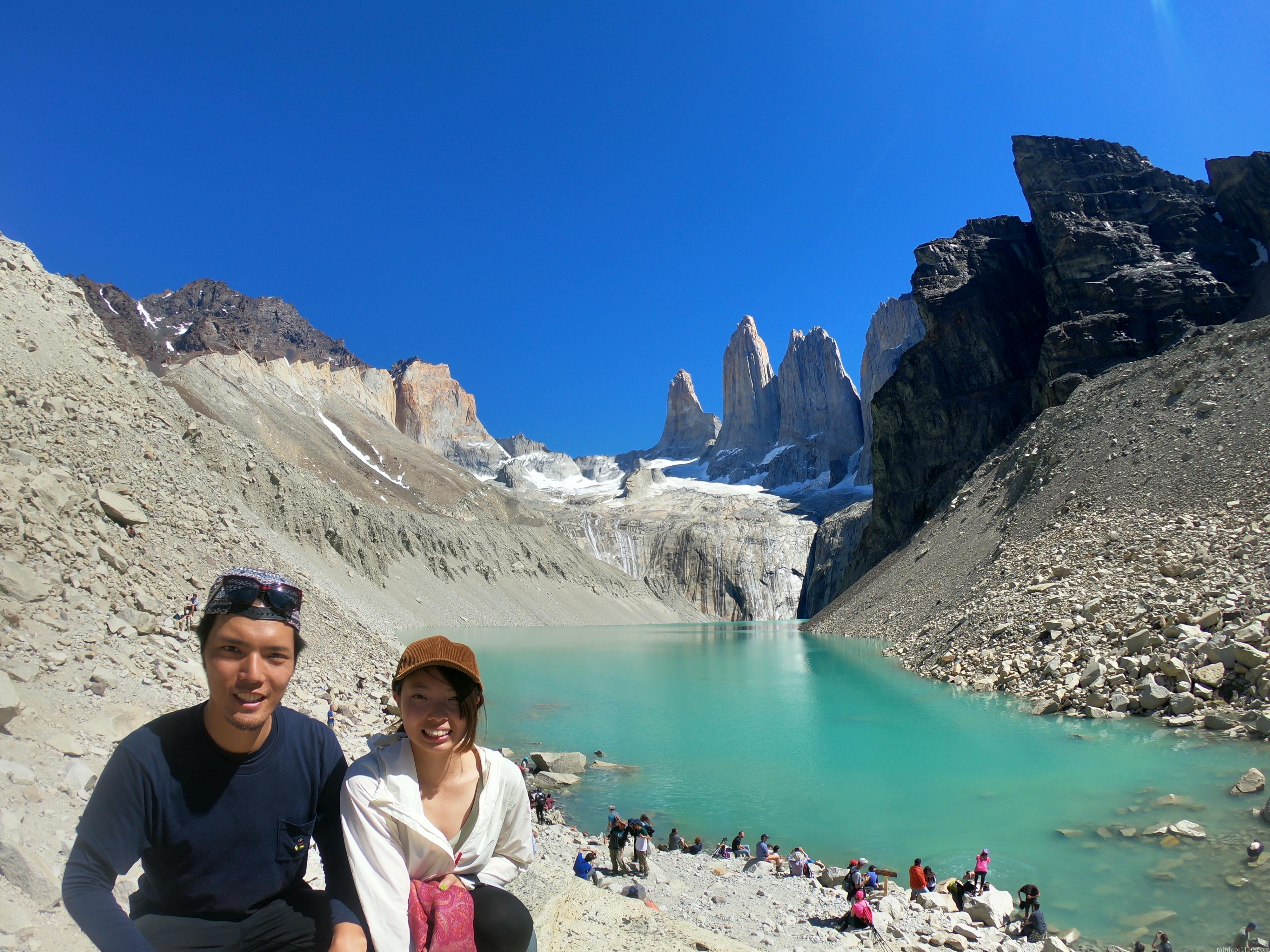 パイネ国立公園|Mirador Base Torres
