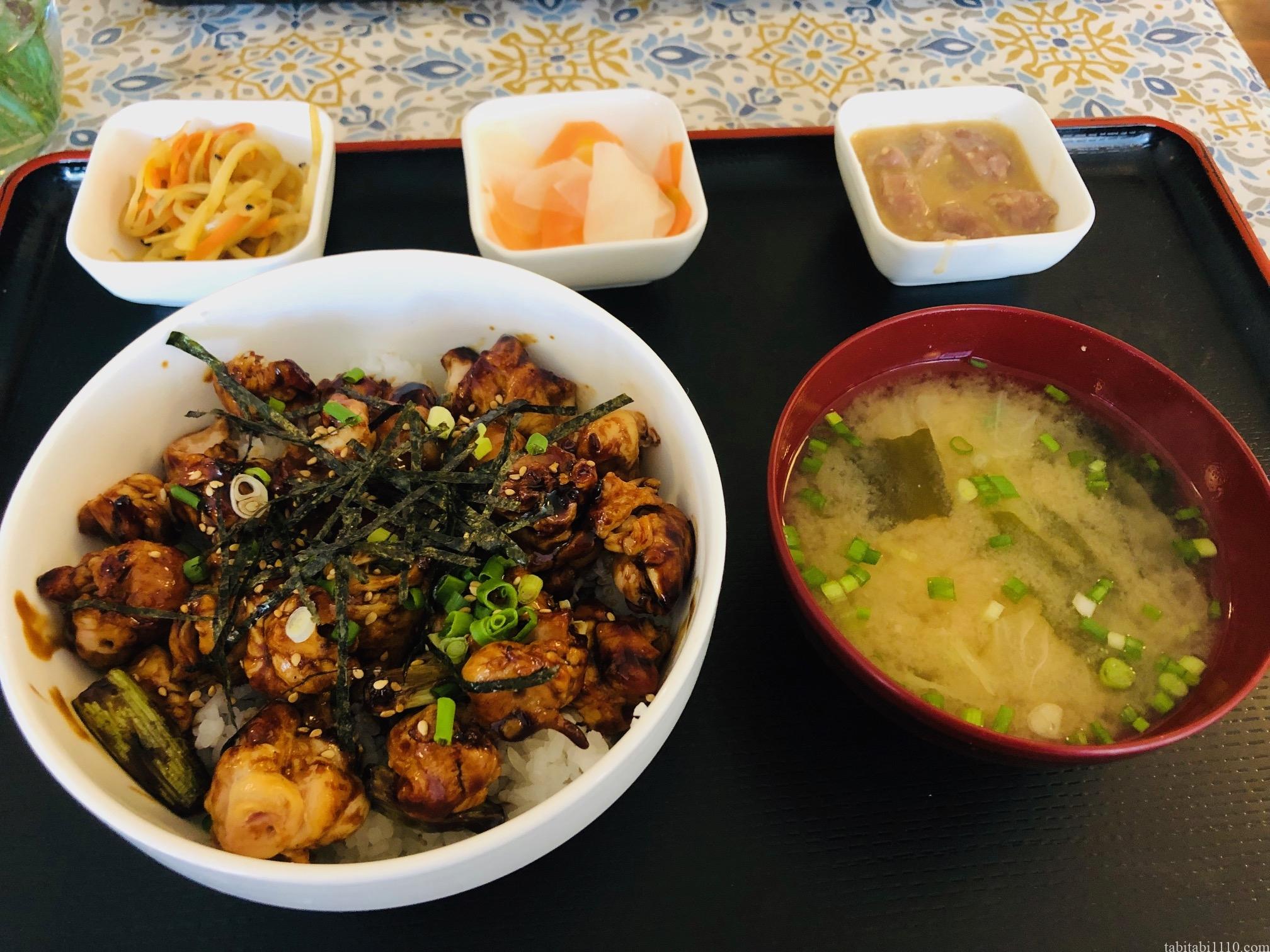 ラパス 日本食