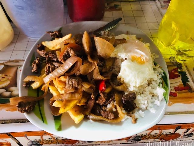 クスコ サンペドロ市場 料理