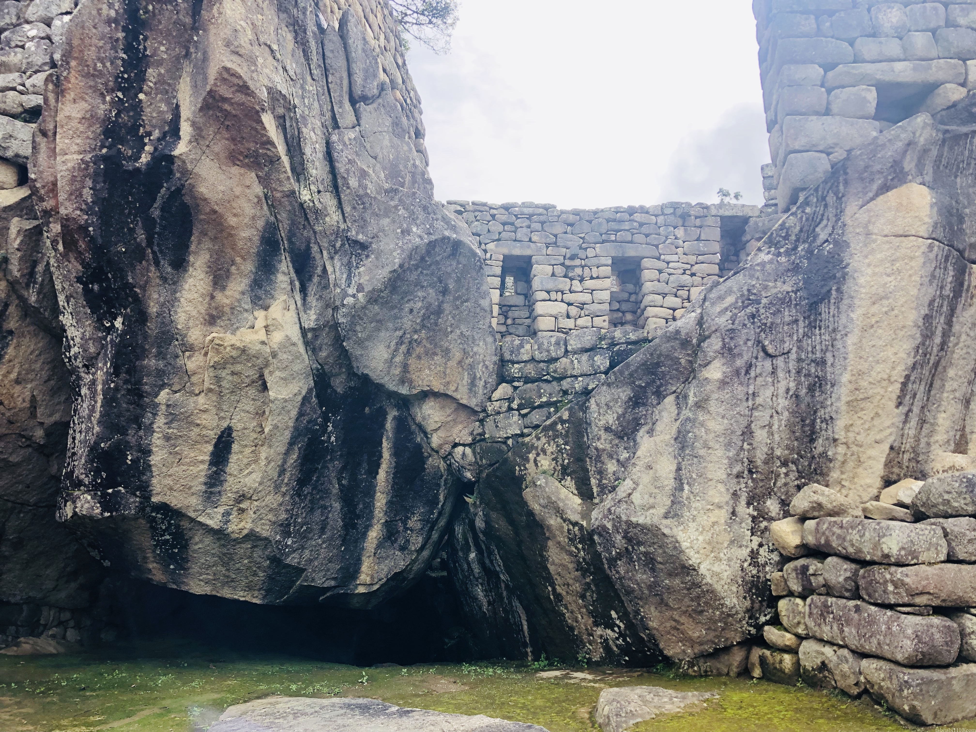 コンドルの神殿