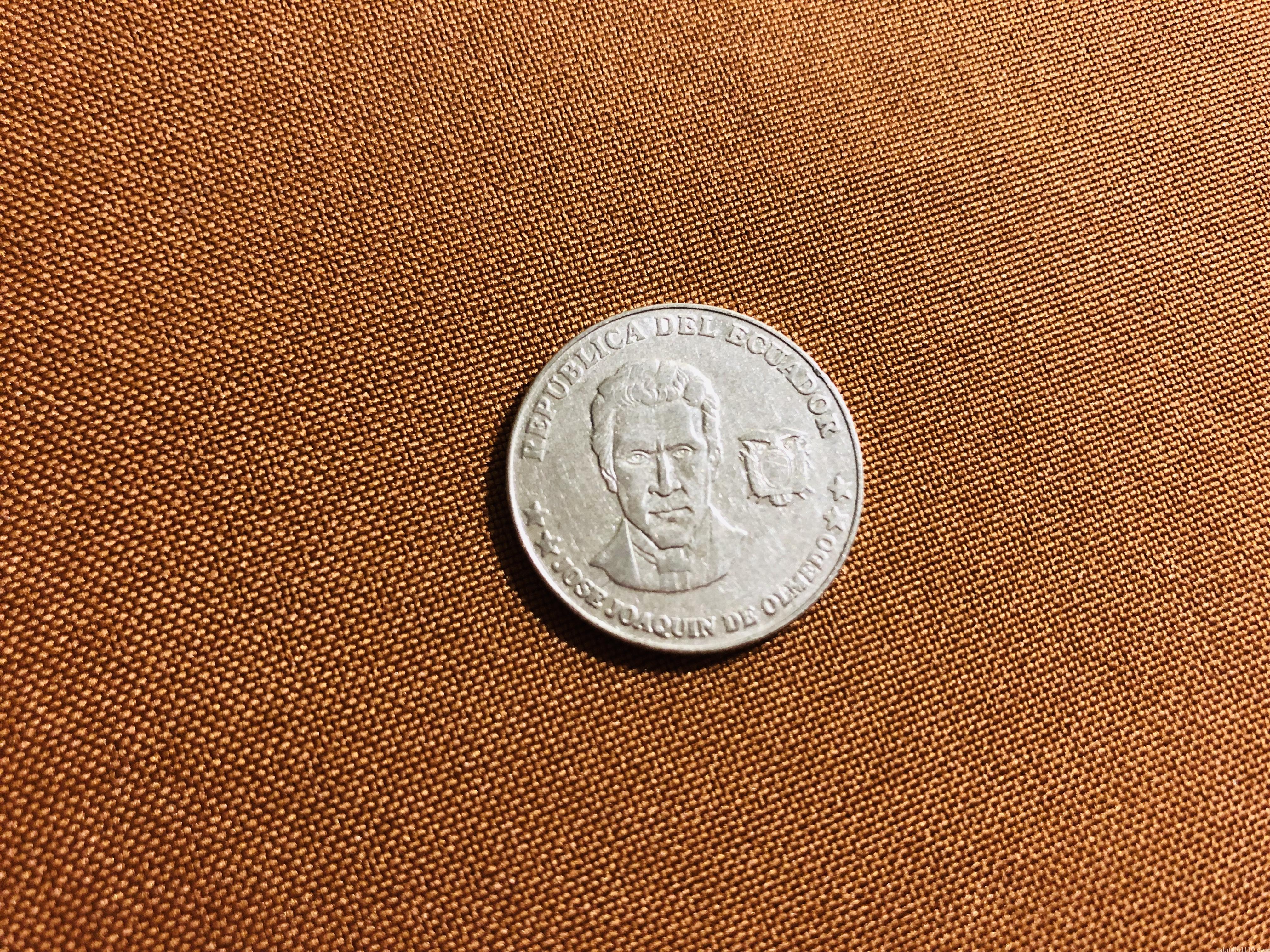 エクアドルのドルコイン
