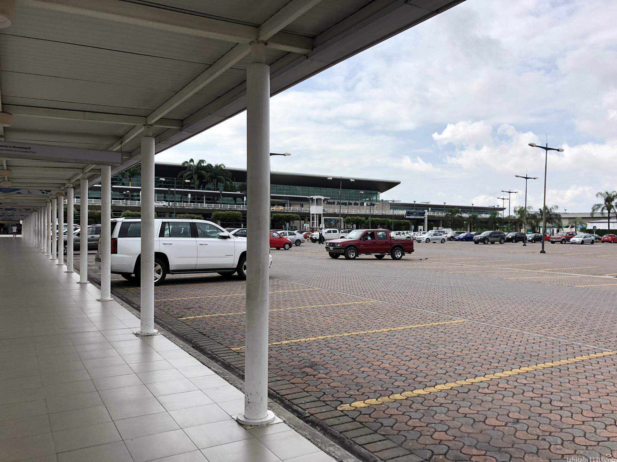 グアヤキル空港