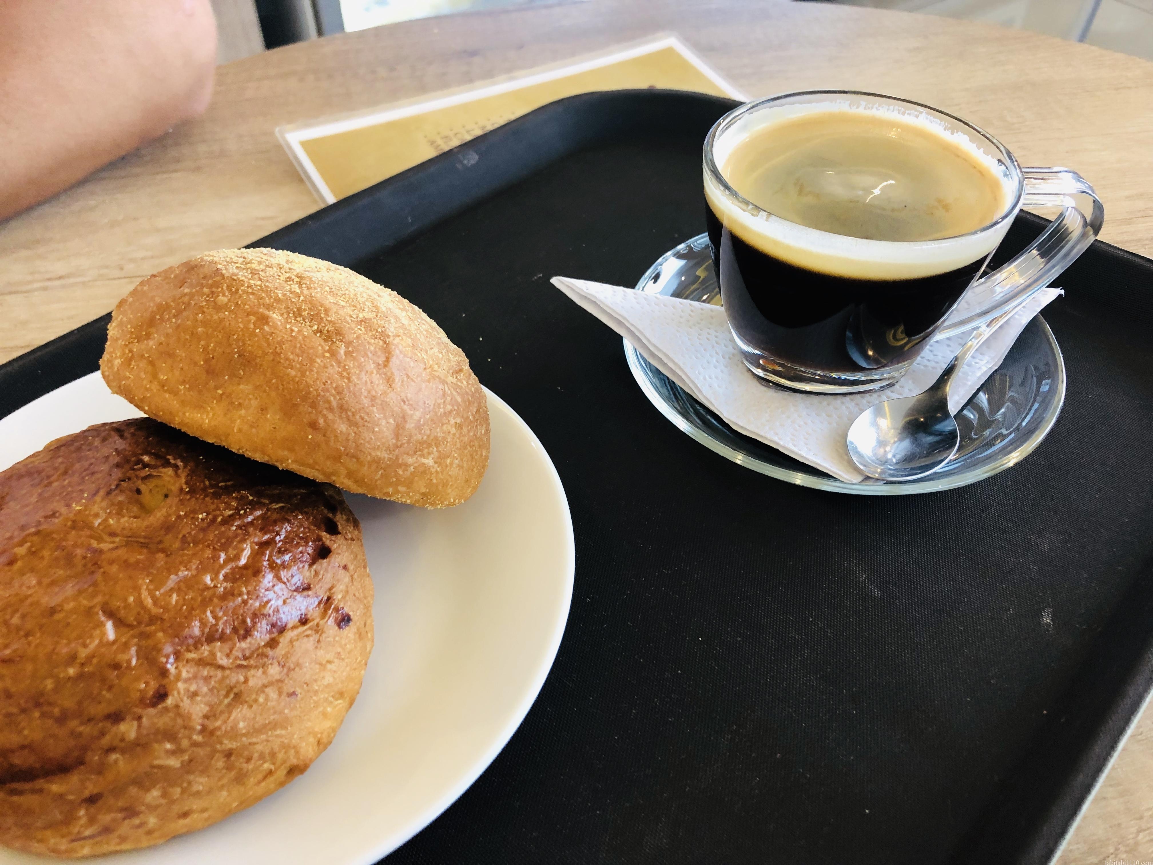 サンクリストバル島のパン屋