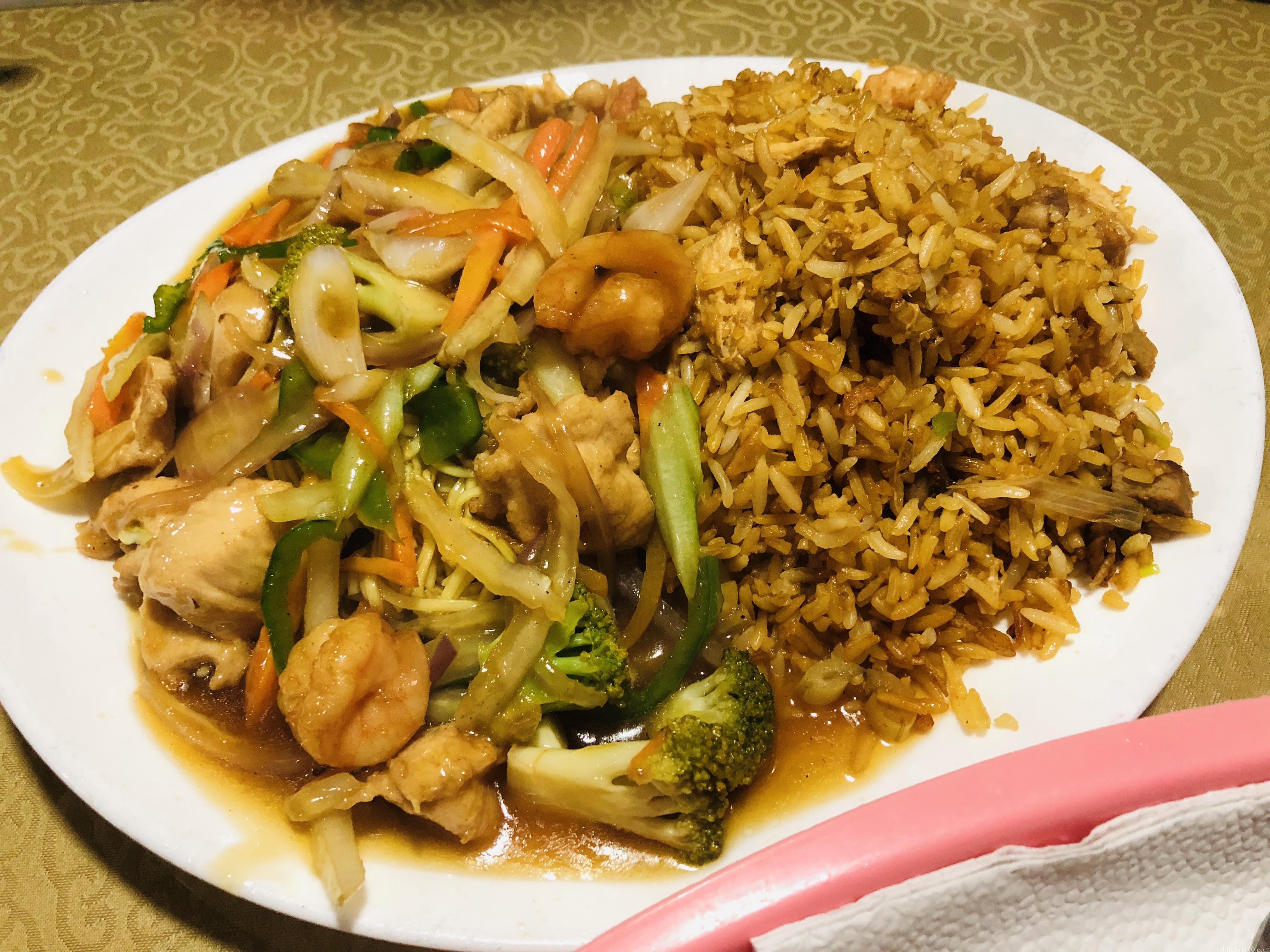 キトの中華