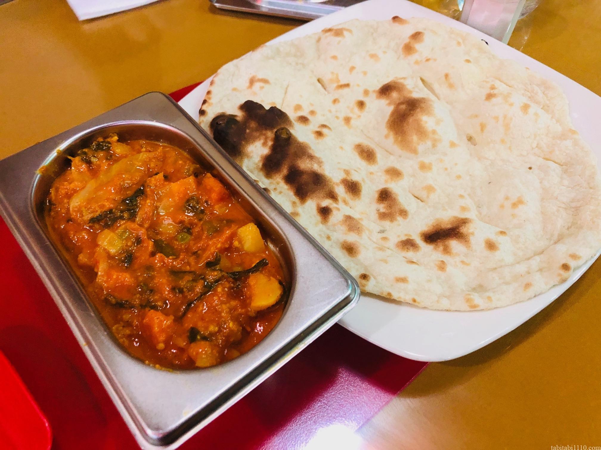 キト インド料理