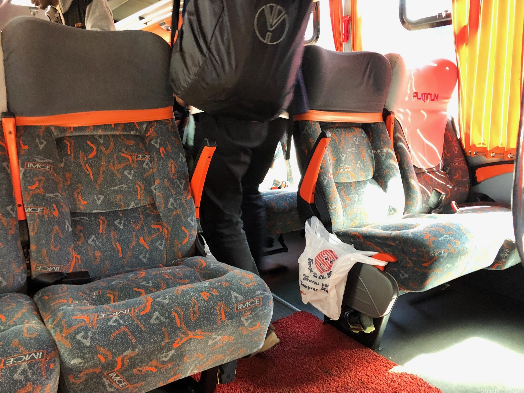 キト トゥルカン バス