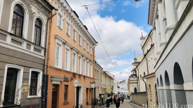 ビリニュス旧市街