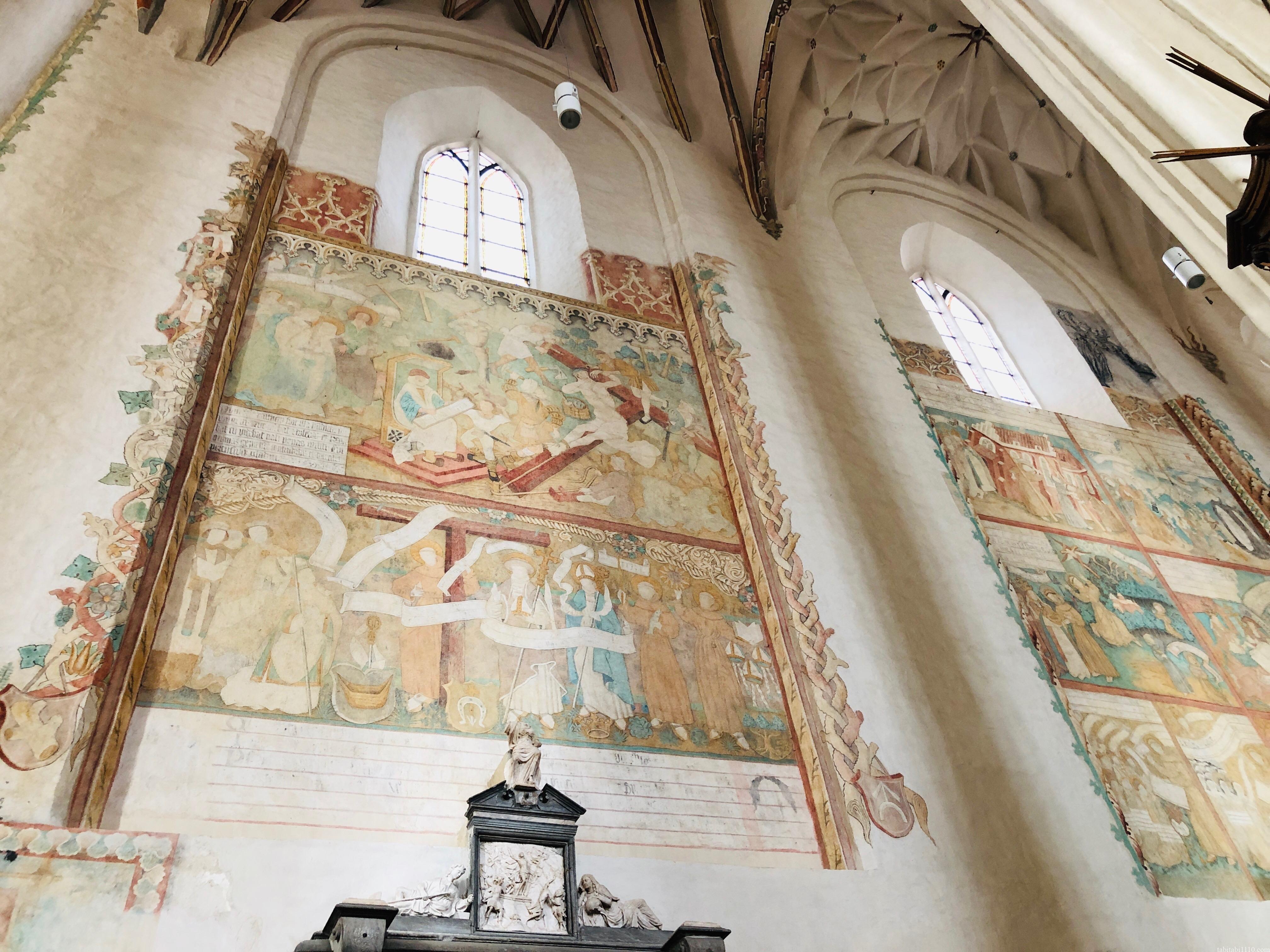 ビリニュス 聖アンナ教会