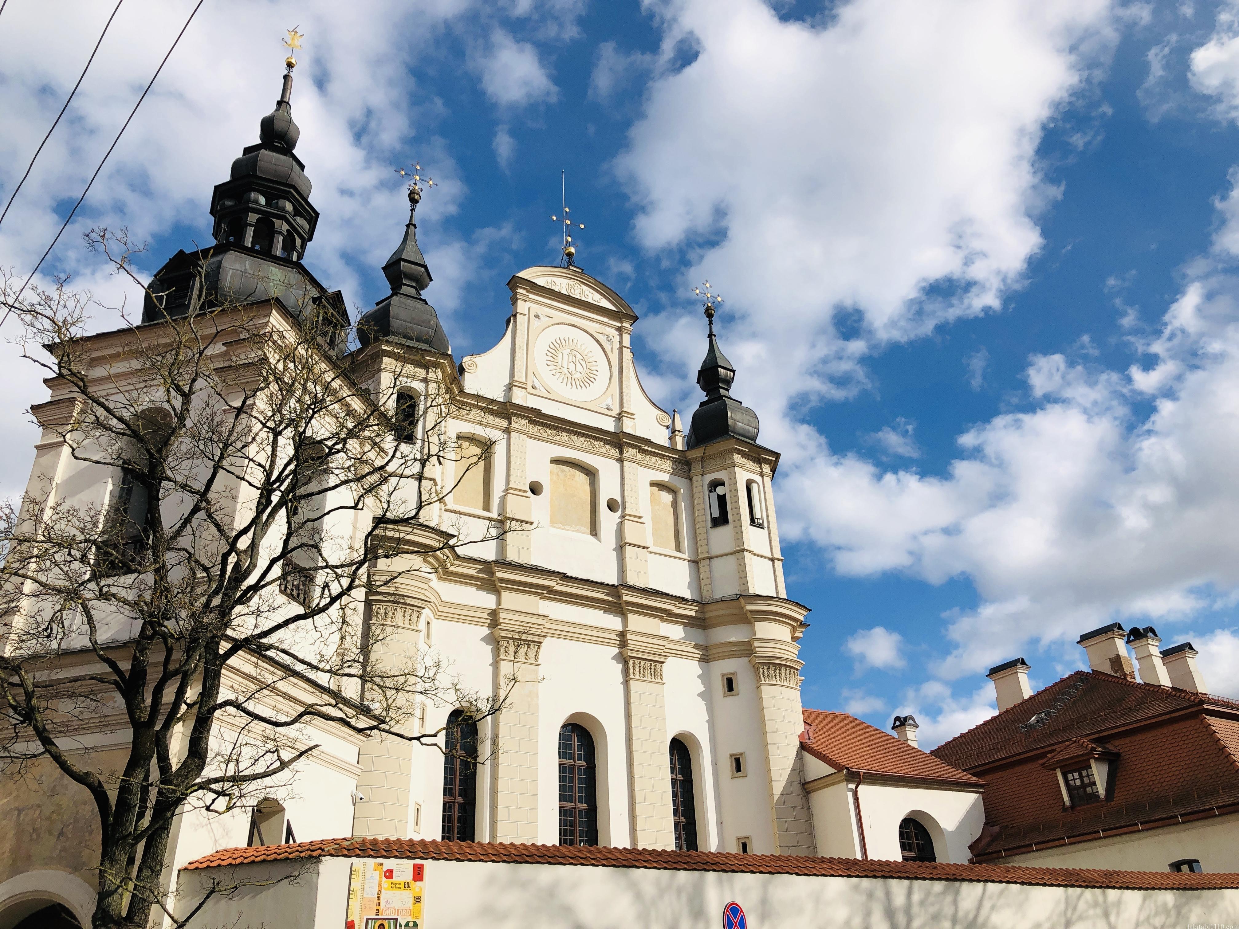 ビリニュスの教会
