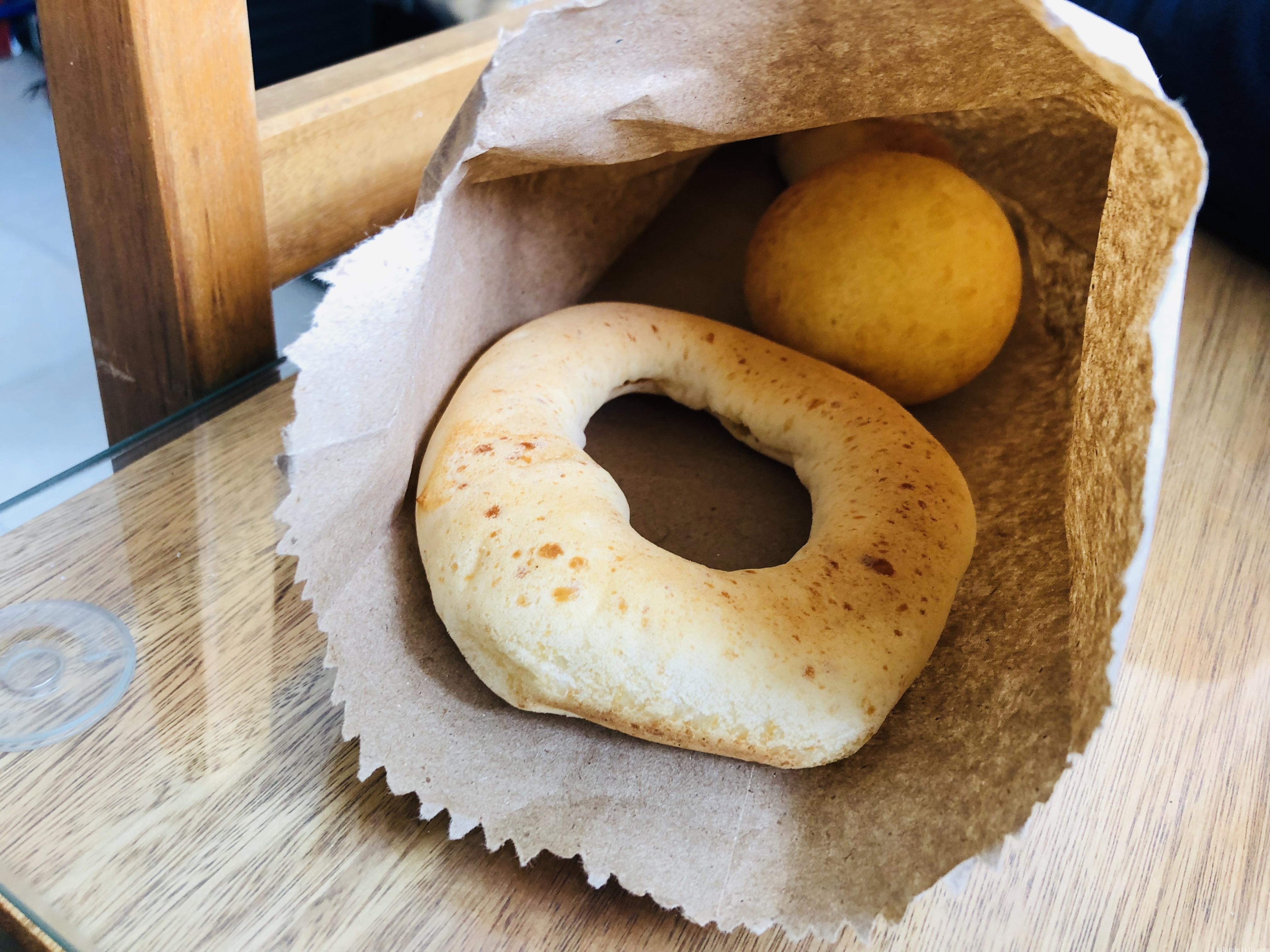 サレントのパン