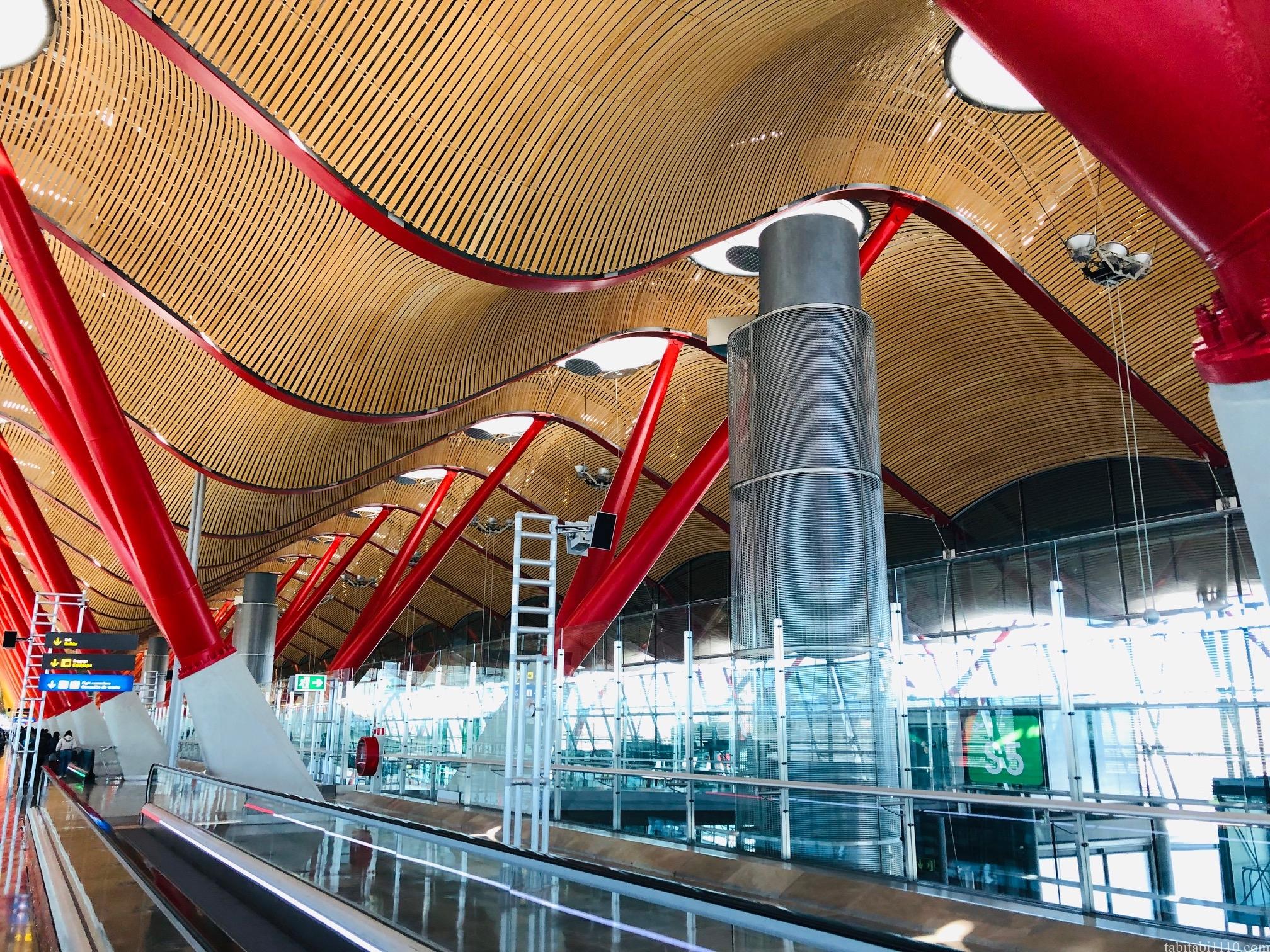 マドリード空港