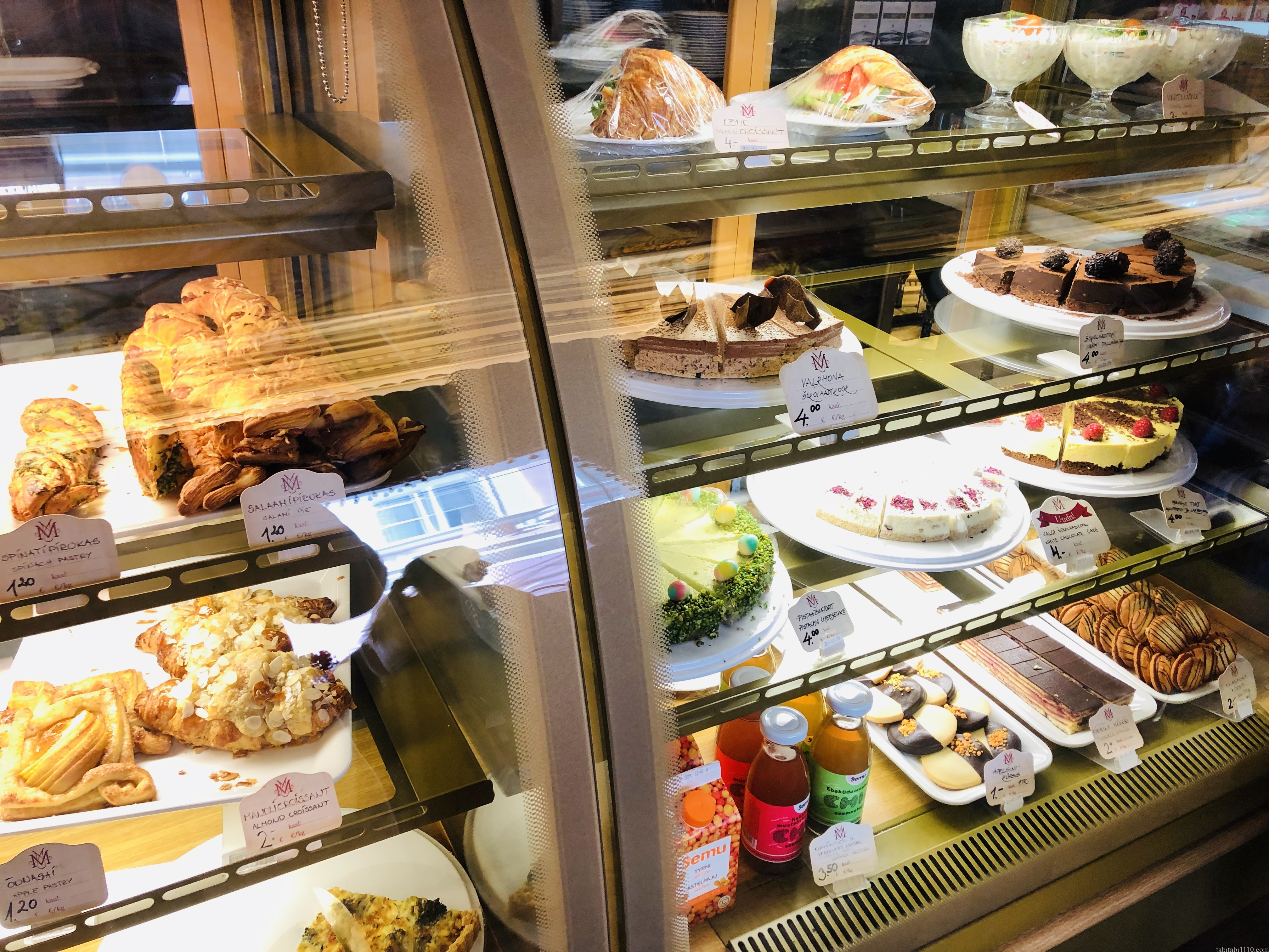 Maiasmokk Cafe