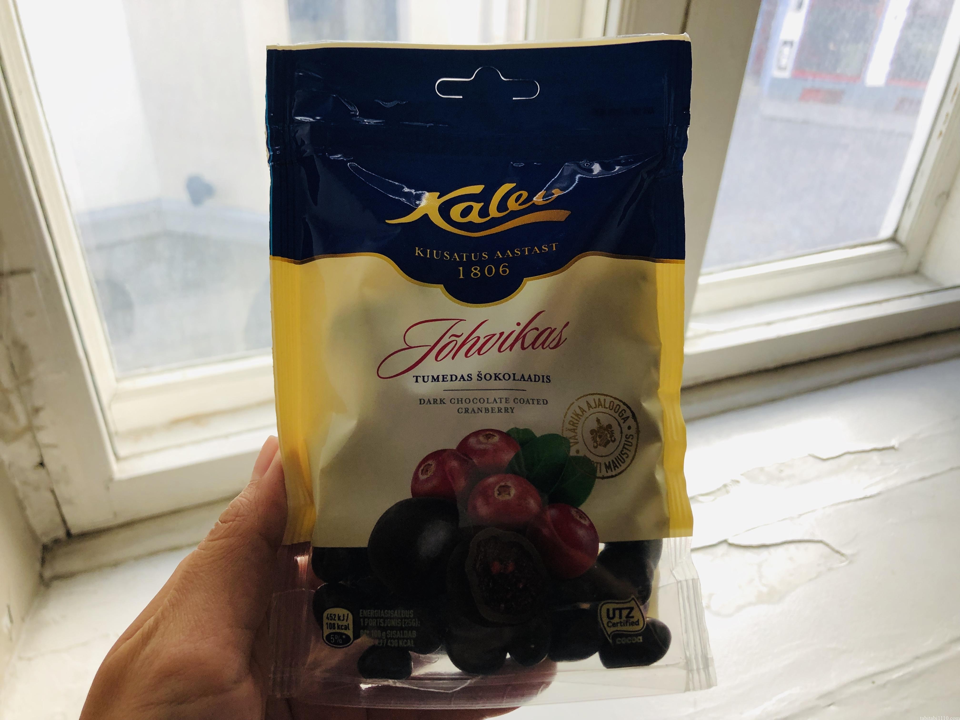 Kalevのチョコレート