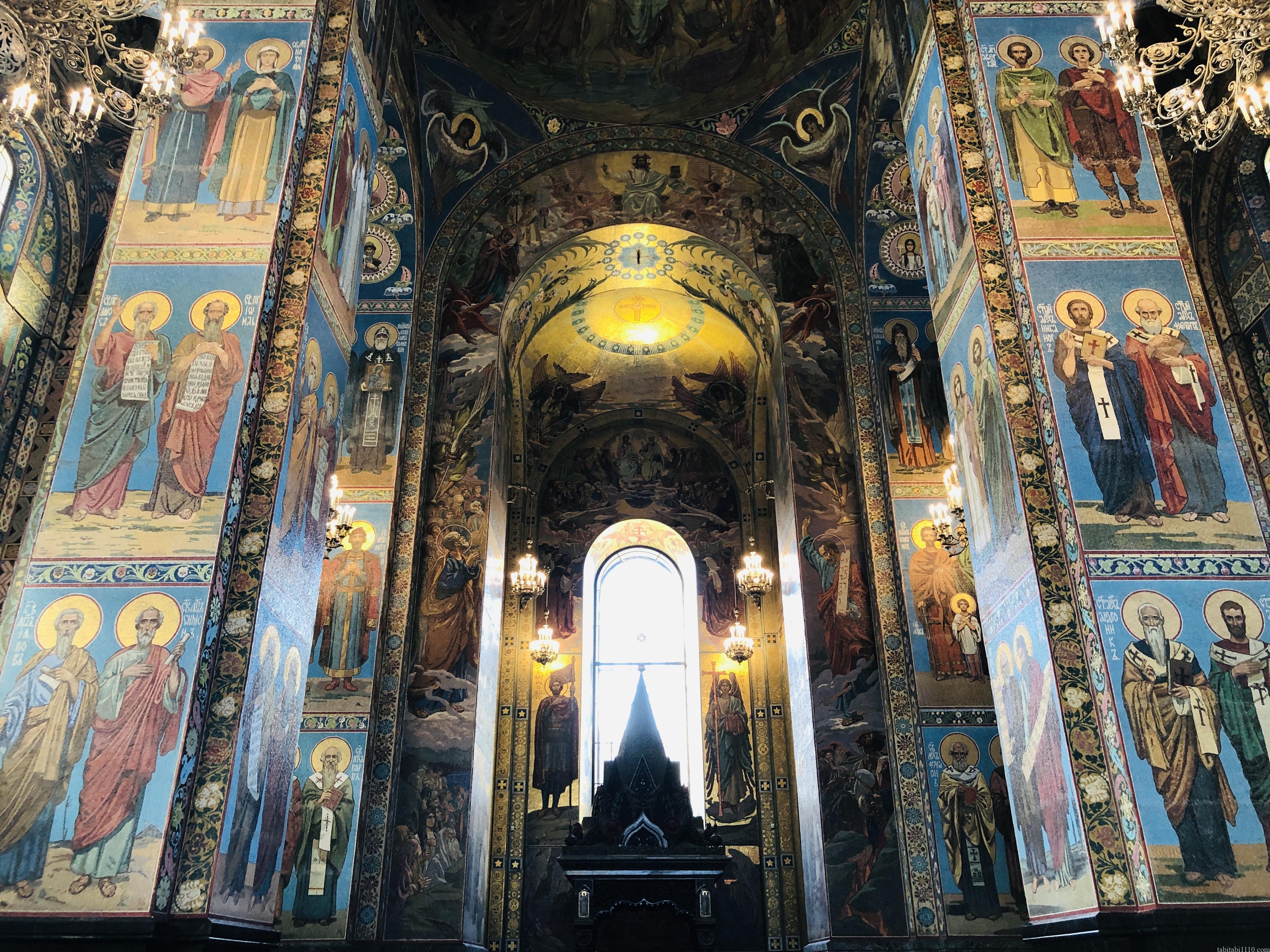 血の上の救世主教会