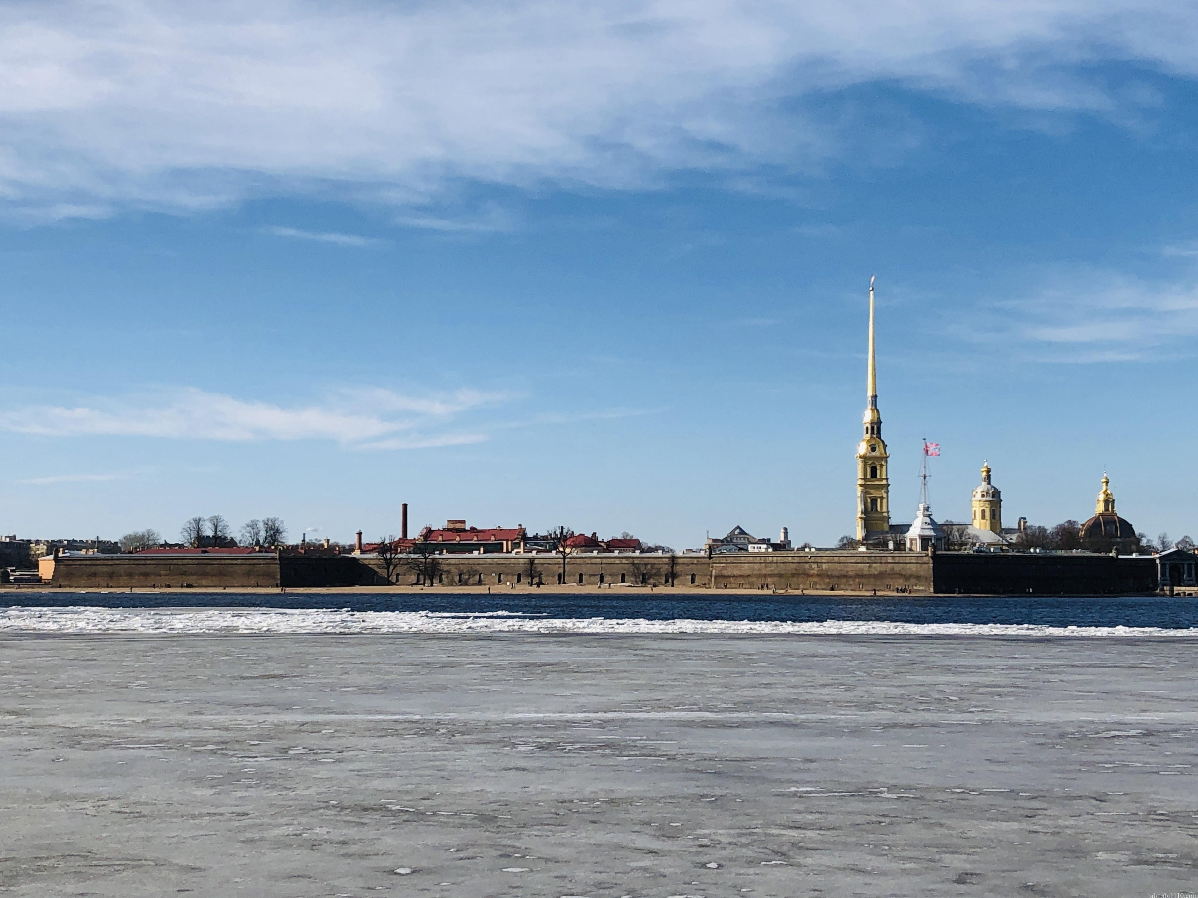 ペトロパブロフスク要塞