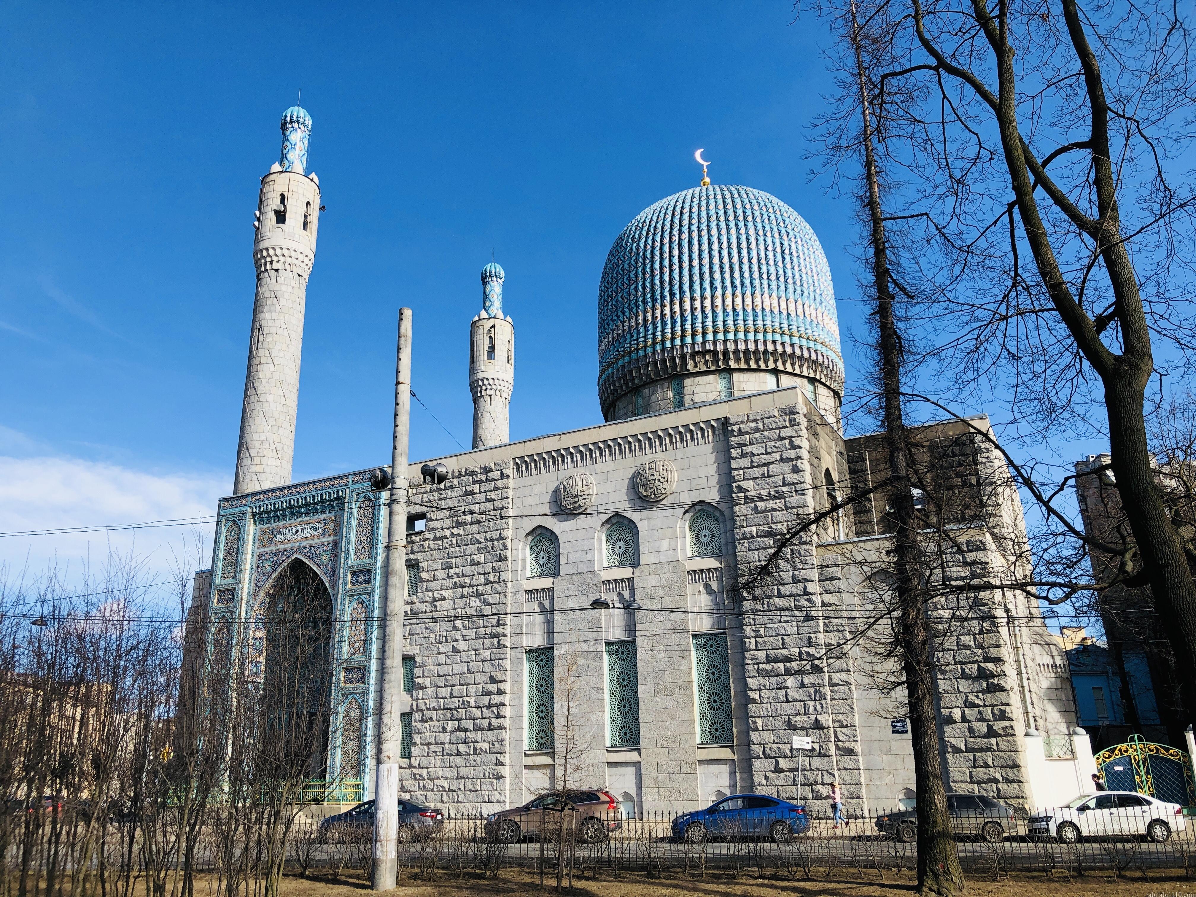 サンクトペテルブルクモスク